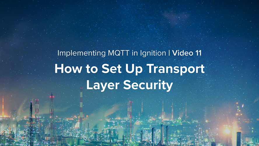 How to Set Up Transport Layer Security