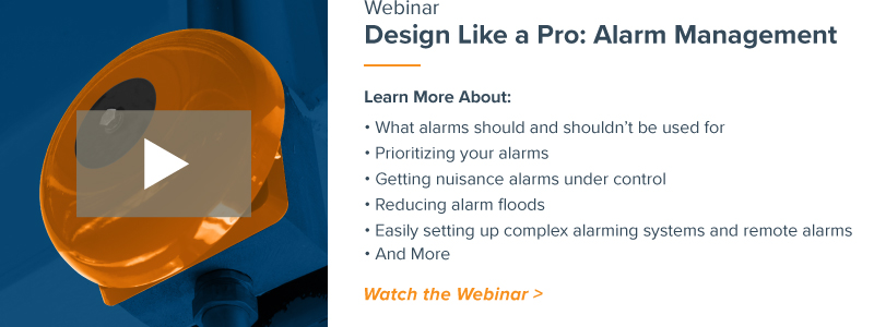 Design Like a Pro: Alarm Management