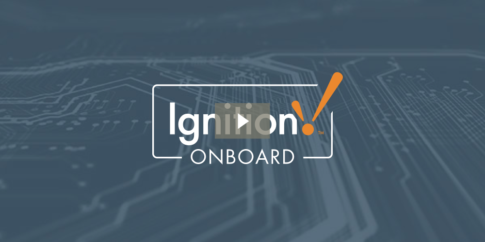 Ignition Onboard Video Announcement