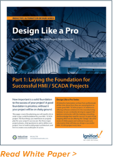 Design Like a Pro: Laying the Foundation for Successful HMI/SCADA Projects