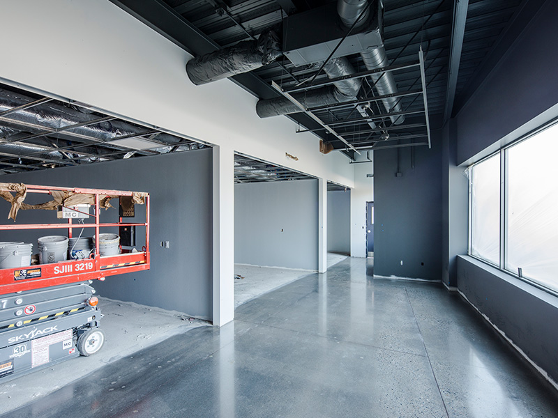 IA - Conference Rooms in the new Building