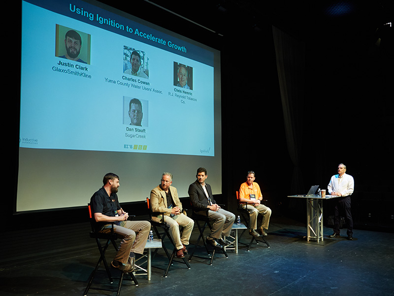 ICC 2016 - Accelerate - Integrator Panel