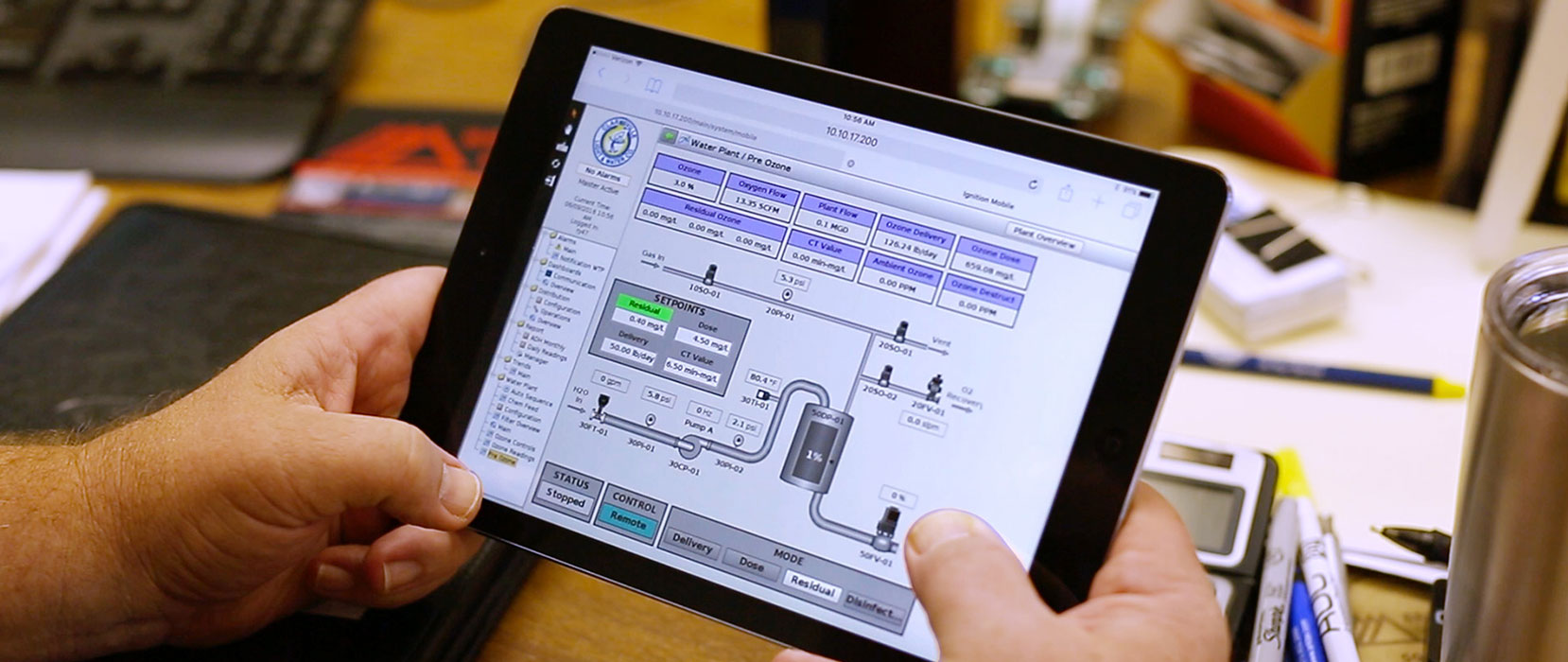 What is SCADA? Supervisory Control and Data Acquisition