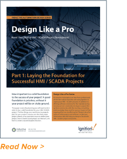 White Paper: Laying the Foundation for Successful HMI