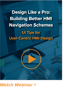 Design Like a Pro: Building Better HMI Navigation Screens