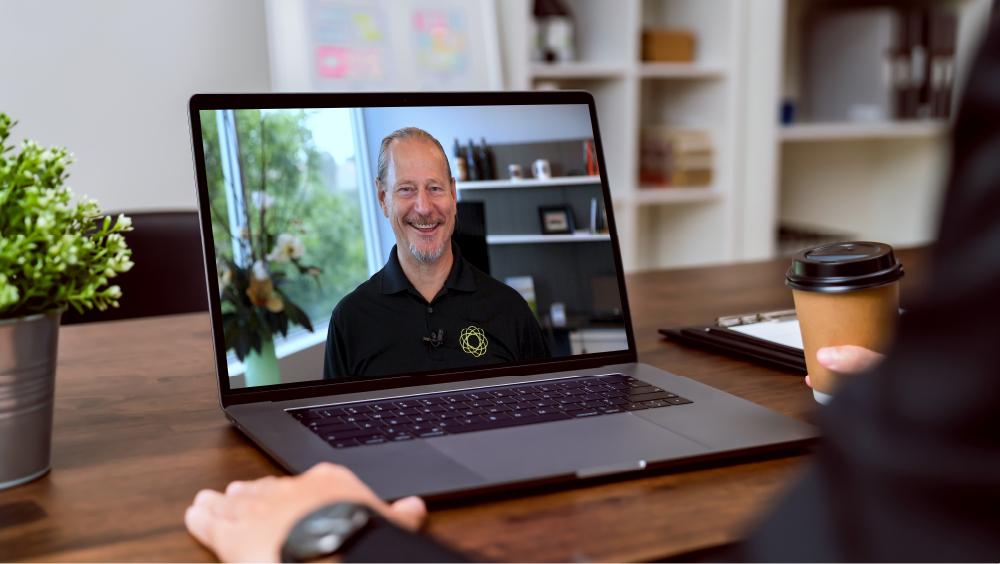 Steve Hechtman Laptop