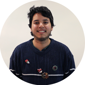 Carlos Contreras, Software Support Engineer