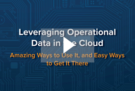 Leveraging Operational Data in the Cloud