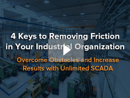 4 Keys to Removing Friction in Your Industrial Organization