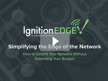 Ignition Edge: Simplifying the Edge of the Network