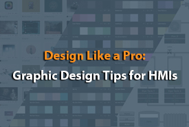 Design Like a Pro: Graphic Design Tips for Better HMIs