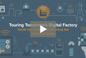 Touring Tomorrow's Digital Factory