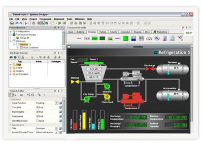 Quickly Develop HMISCADA Projects with Ignition – Hmi Developer